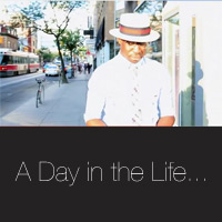 A Day in the Life - Steve Foster